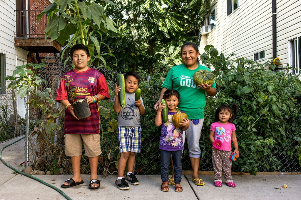 Growing Gardens: 2018 grant recipient
