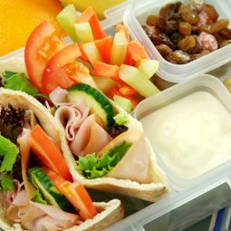 Building a better brown-bag lunch