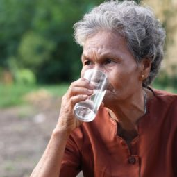 Q&A: Dehydration dangers in older adults