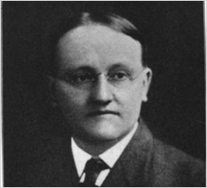 A black and white portrait of Dr. Noble Wiley Jones, one of the founders of the Portland Clinic